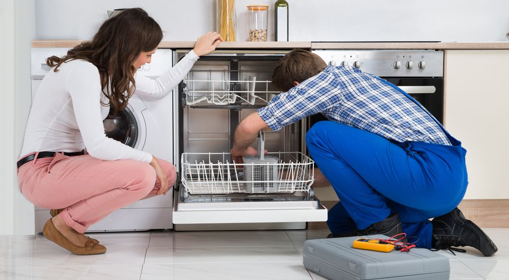 Dishwasher Repairs | London & UK-wide | Glotech Repairs