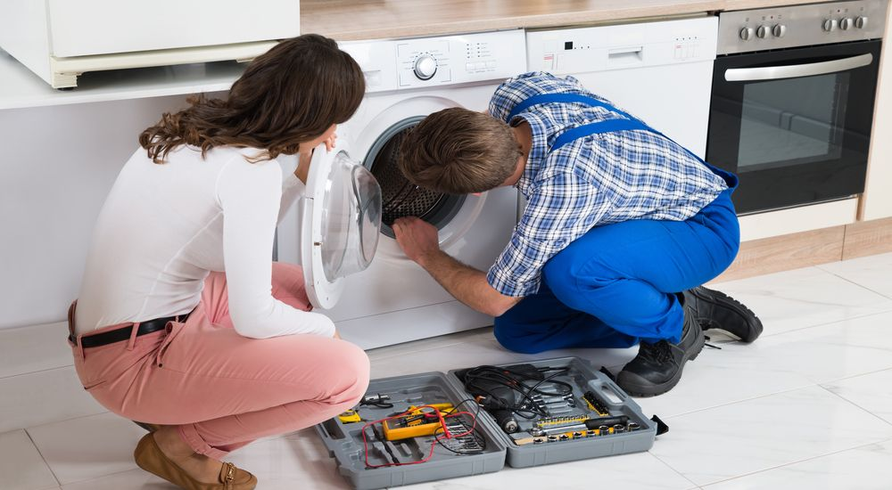 Washer Dryer Repairs One Off Labour Charge Glotech Repairs