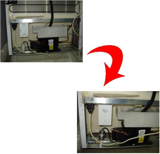 Beko Fridge Freezer Fire Information - Glotech Repairs