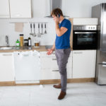 Man Shocked On Seeing Foam Coming Out Of Dishwasher