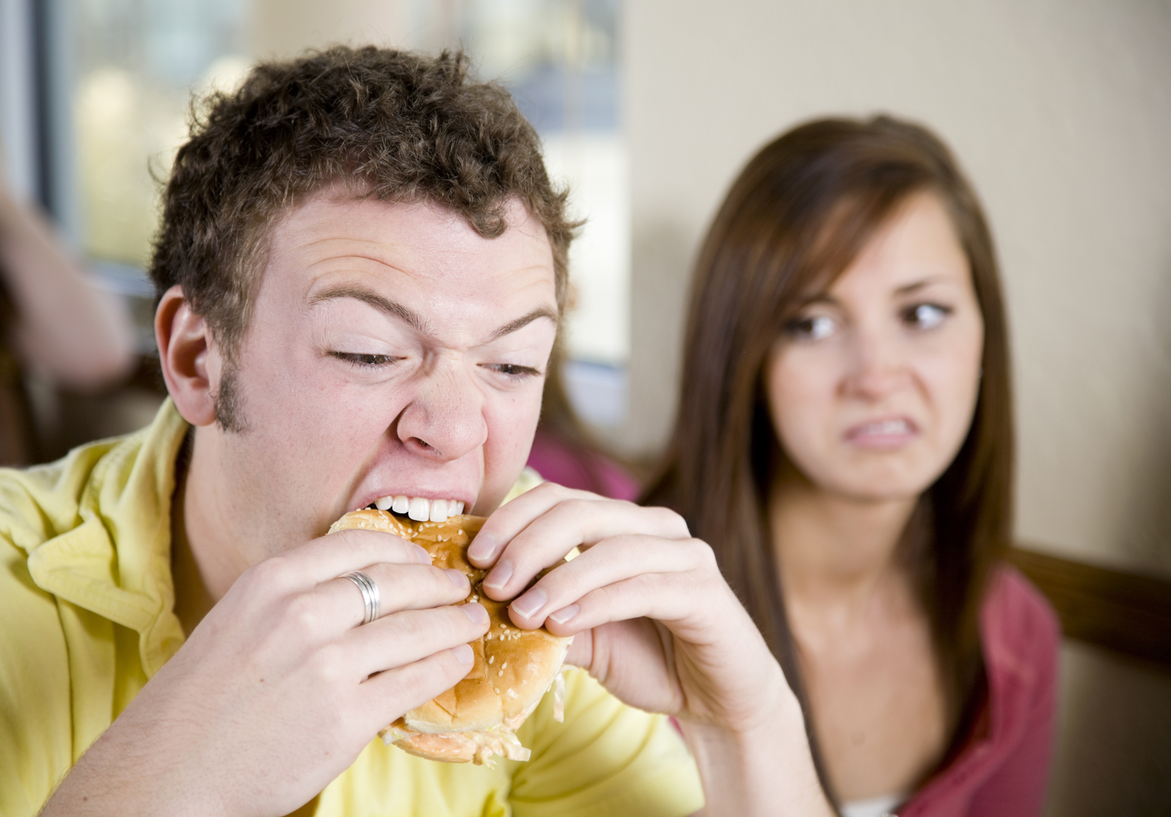 Bad Eating Habits - Glotech