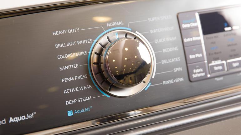 Samsung washing machine error codes