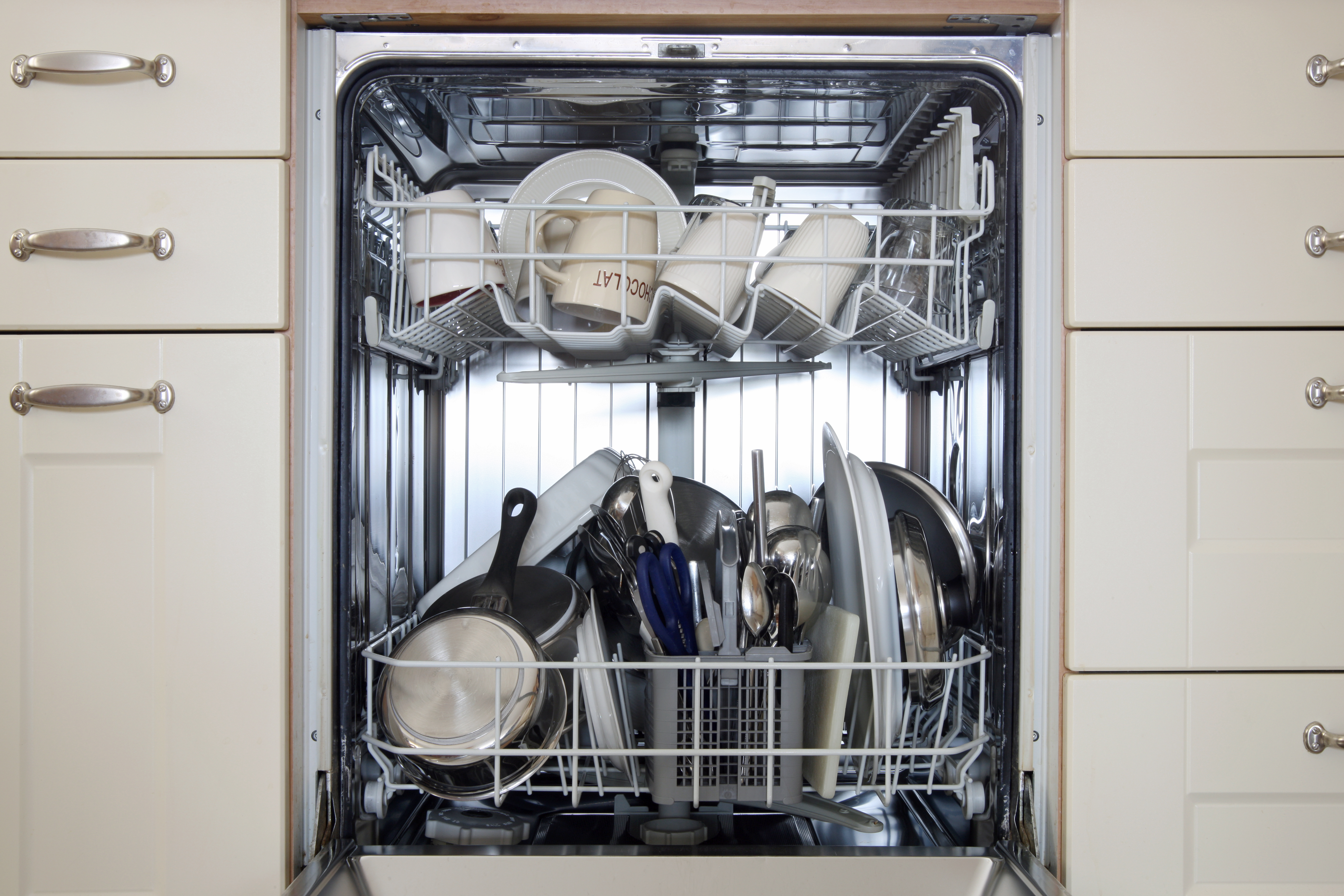 How To Clean A Dishwasher Glotech Repairs