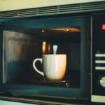 Spoon in the microwaves