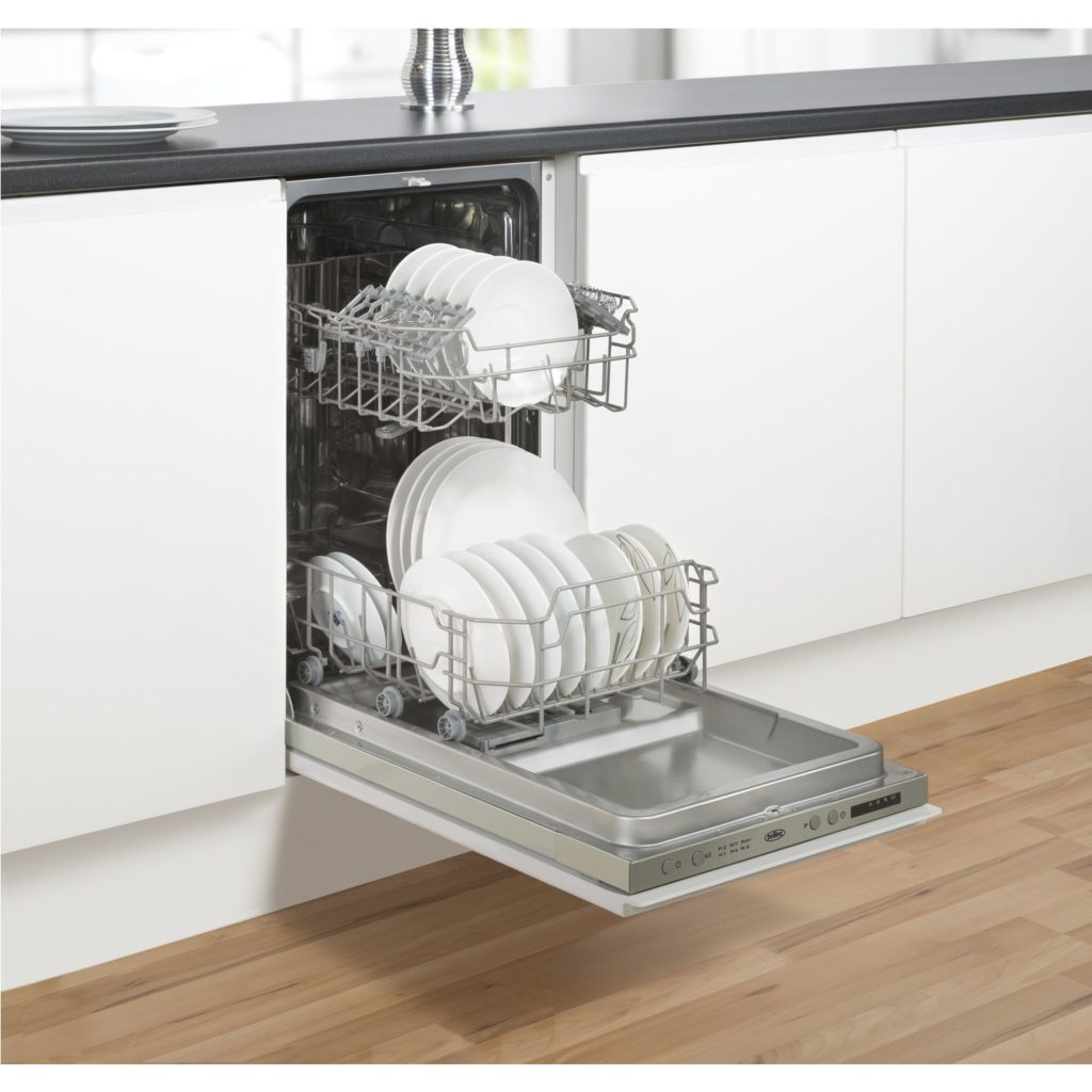 Belling IDW45 45cm 10 Place Fully Integrated Dishwasher 444444034    Appliances Direct