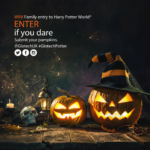 Halloween main social post
